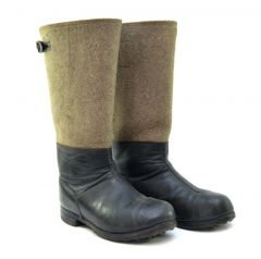 Wehrmacht Felt Winter Boots