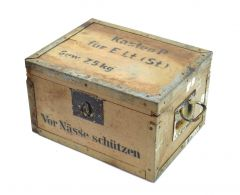 Rare Wooden Box for the (tan) Einheitslaterne