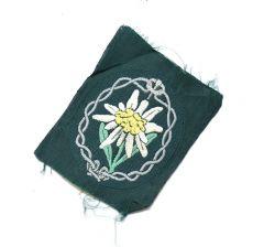 Edelweiss Sleeve Patch (BeVo)