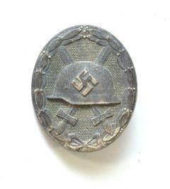 Verwundeten Abzeichen in Silber