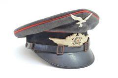 Luftwaffe Flak Schirmmütze (I./Fl.Rgt.7)