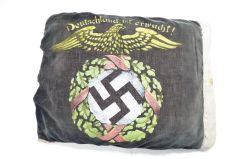 'Deutschland ist Erwacht' Patriotic Pillow
