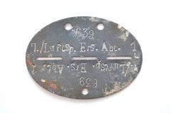 Rare 7./Luftsp.Ers.Abt.1 EKM (Bad-Sarrow)