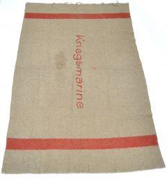 Kriegsmarine Blanket