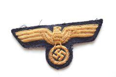 Kriegsmarine Officer's Cap Eagle