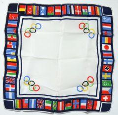 German Olympic 1936 Handkerchief