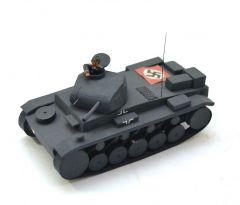 Unique wooden Panzerkampfwagen II