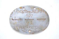 4/(MG)Inf.Ers.Btl.474 EKM (Belgium)