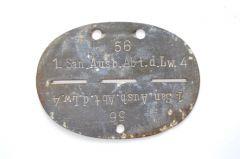 Rare 1.San.Ausb.Abt.d.Lw.4 EKM