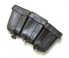 Kriegsmarine Marked K98 Ammo Pouch (1939)