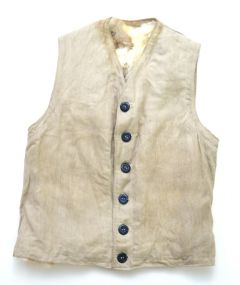 Wehrmacht Fur Lined Body Warmer