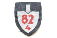 RAD Führer Sleeve Badge 4/82