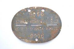 Stamm Kp.Gren.E.B.37 EKM (Hürtgen)