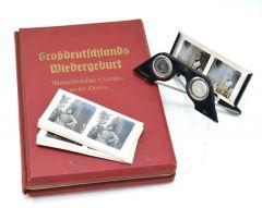 'Grossdeutschlands Wiedergeburt' 3D Book (Raumbildalbum)