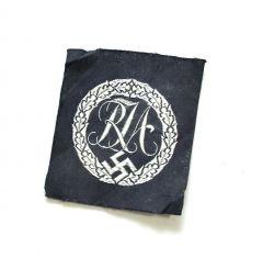 RJA Sportabzeichen in Silver Cloth Version