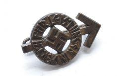 Miniature HJ Leistungsabzeichen in Bronze