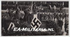 Hitler Jugend ''Rally'' Press Photo