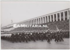 Kriegsmarine ''BIG Neurenberg Parade'' Press Photo