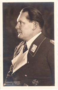 Hermann Göring Propaganda Postcard