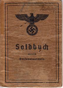 Bau-Pionier-Batl.432 Soldbuch