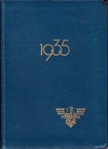 RDB Kalender 1935
