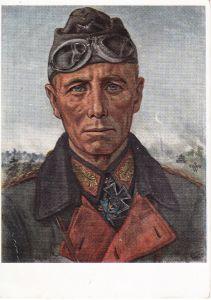Erwin Rommel Willrich Postcard