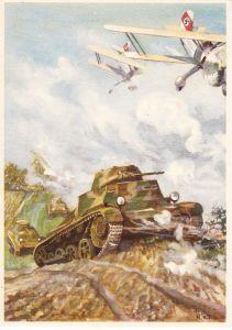 Andre Hofer Bild 29: Das Zusammenwirken der Waffen