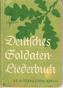 Deutsches Soldaten Liederbuch (1941)