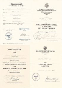 Stabsartz Award Document Grouping