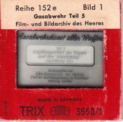 61x Wehrmacht 'Hautentgiftungsmittel' Instruction Slides