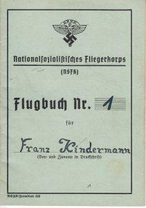 NSFK Flugbuch (1941)