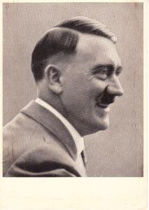 Adolf Hitler Propaganda Postkarte