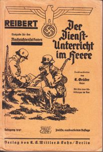 Wehrmacht 'Nachrichten' Reibert (1940)