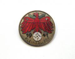 1941 'Kleinkaliber' Tirol Shooting Badge in Silver