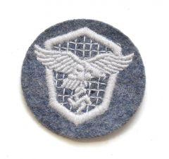 Luftwaffe Motor Vehicle Personnel's Badge