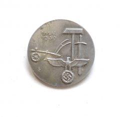 'Tag der Arbeit 1936' Badge (Gebr.Bender)