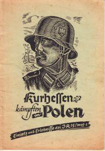 'Kurhessen kämpften in Polen' Booklet